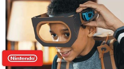 Nintendo Labo - Make, Play, & Discover