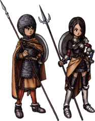 Paladin (Dragon Quest IX Sentinels of the Starry Skies)