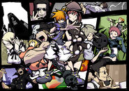 The World Ends with You Final Remix - Key Art 04