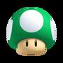 1 Up Mushroom Icon