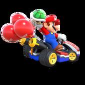 Mario Kart 8 Deluxe - Character artwork 02
