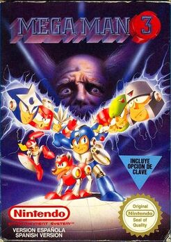 Mega Man 3 (ES)