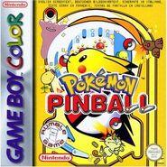 Pokemon Pinball (EU)