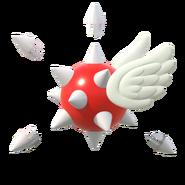 Super Mario Maker 2 - Flying Spiny