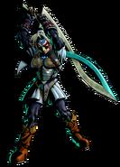 The Legend of Zelda Majora's Mask 3D - Character artwork 11