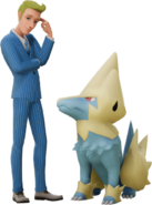 Detective Pikachu - Character artwork 07