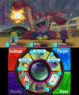 Yo-Kai Watch pantalla 3
