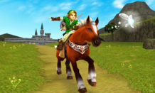 8- The Legend of Zelda Ocarina of Time 3D