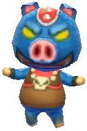 Ganon Animal Crossing