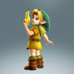 Hyrule Warriors Legends Young Link Gulley Recolor
