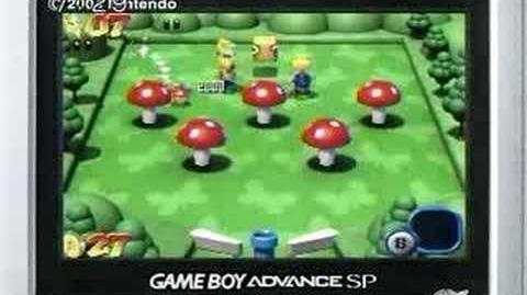 Japanese Super Mario Ball TV Spot