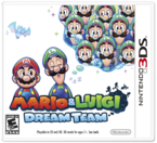 Mario & Luigi Dream Team (NA)