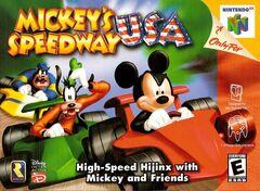 Mickeys Speedway USA (NA)