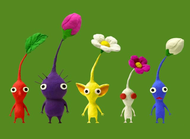 Category Pikmin Characters Nintendo Fandom Powered By