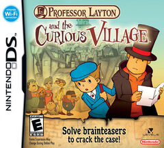 Professor Layton and the Curious Village (NA)