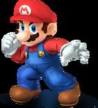SSB3DSWU Mario
