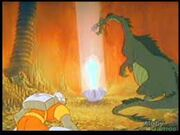 Singe Dragon