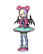 The World Ends with You Final Remix - Character Art - Coco 13