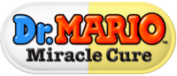 Dr. Mario Miracle Cure logo