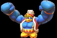 Kirby Star Allies - Buff Dedede