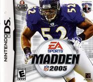 Madden NFL 2005 (DS) (NA)
