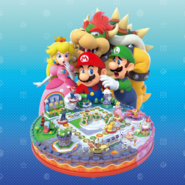 Mario Party 10 Amiibo art
