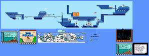 SMB3 World 6-Airship