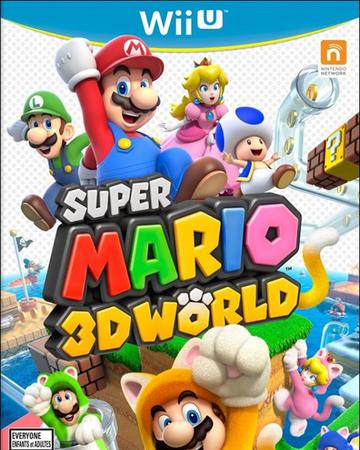 Super Mario 3d World Nintendo Fandom