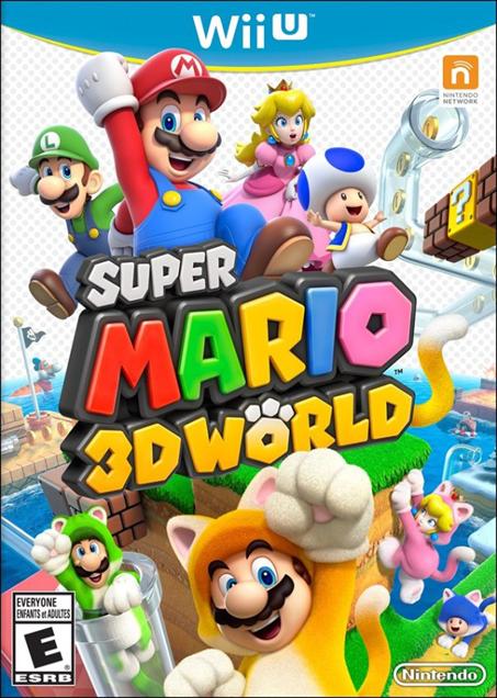 Super Mario 3D World | Nintendo | FANDOM powered by Wikia