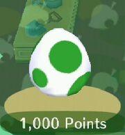 Yoshi Egg CF