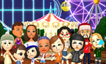 54 - Puzzle Swap - Tomodachi Life Friendship Fiesta
