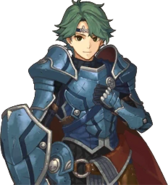 Alm Echoes Hero portrait