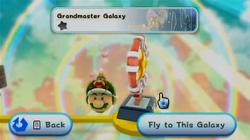 Grandmaster galaxy super