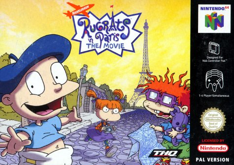 Rugrats In Paris The Movie Nintendo Fandom Powered By Wikia