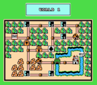 SMB3 World 1 (Grass Land)
