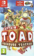 Captain Toad Treasure Switch EU