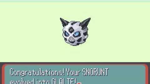 Pokémon evolution