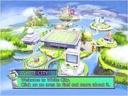 Pokémon Stadium 2 Menu de selección de modos