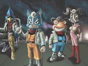 The New Starfox Team