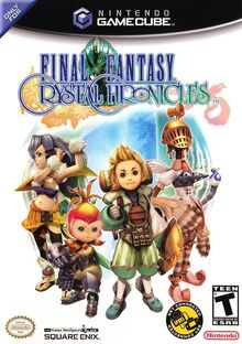 CrystalChronicles