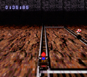 Mine Cart Minigame - Super Mario RPG