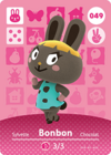 Animal Crossing Amiibo Card 049