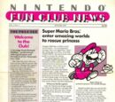 Nintendo Fun Club News