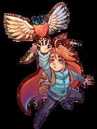 Celeste - Character Art 01