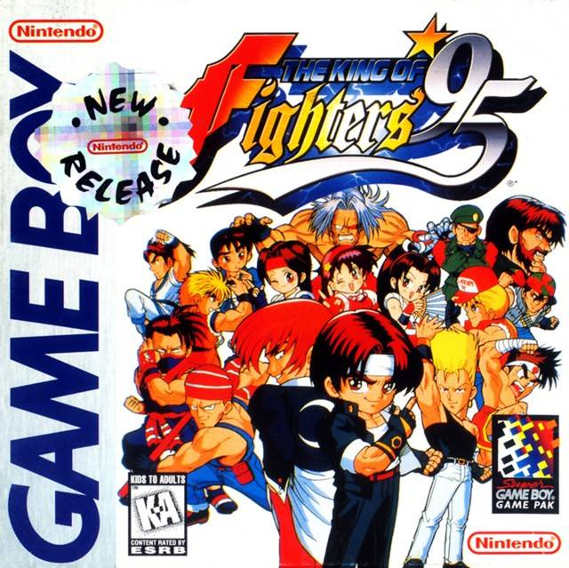 the king of fighters 95 nintendo fandom powered by wikia