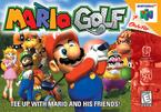 Mario Golf (Nintendo 64) (NA)
