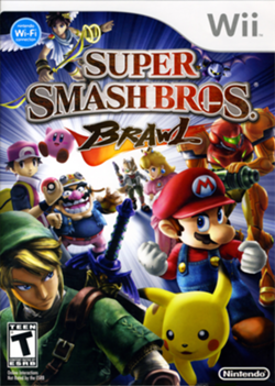 Super Smash Bros.Brawl