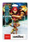 Amiibo - Metroid - Samus Aran - Box
