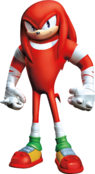 Knuckles - Sonic Boom