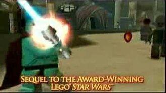 LEGO Star Wars II Trailer